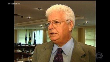 Ex-deputado federal pelo Nelson Meurer morre vítima de Covid-19 - Ele tinha 77 anos e foi o primeiro político condenado pelo Supremo Tribunal Federal na Operação Lava Jato. Meurer cumpria pena de 13 anos por corrupção e lavagem de dinheiro, no Paraná.
