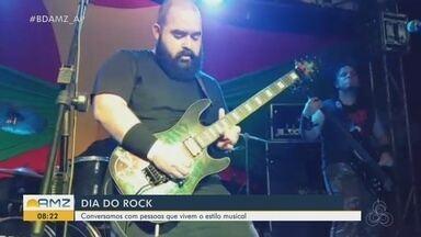 Dia do Rock: conheça um pouco do estilo musical que faz parte da vida de muitos amapaenses - Dia do Rock: conheça um pouco do estilo musical que faz parte da vida de muitos amapaenses