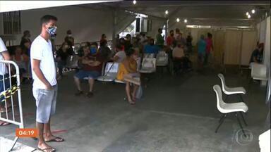 Leitos dos hospitais estão lotados em Piracicaba (SP); pacientes serão levados para SP - O avanço da Covid-19 em direção ao interior é preocupante em vários estados do Brasil, como São Paulo.