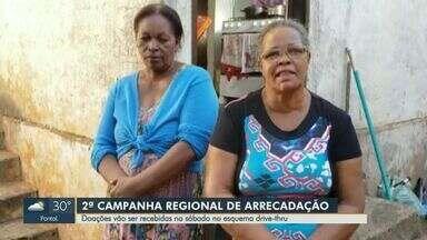 Taquaritinga recebe doações da Conexão Solidária neste sábado (18) - Campanha de arrecadação vai das 8h às 17h, no sistema drive-thru.