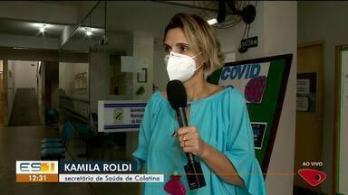 Prefeitura abre canal para denúncia de pacientes com a Covid-19 que circulam em Colatina - Veja a reportagem!