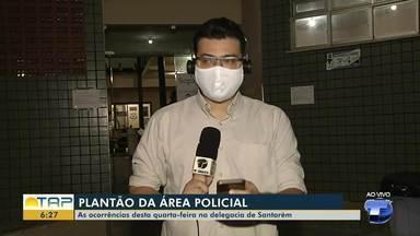 Plantão policial: confira as informações da polícia desta quarta-feira - Saiba as ocorrências registradas.