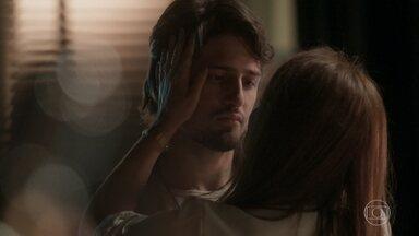 Rafael acredita que Germano pretende reatar casamento com Lili - Empresária garante que está feliz com fotógrafo