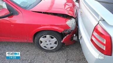 Polícia conclui que falha em airbag causou morte em acidente de carro em Aracaju - Batida aconteceu neste ano na Zona Sul da Capital.
