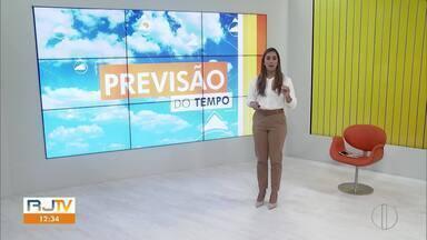 Confira a previsão do tempo nesta quinta-feira - 16/07/2020 - RJ1 traz a previsão das principais cidades do interior do Rio.