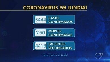 Veja relação de mortes por coronavírus nas regiões de Sorocaba e Jundiaí - As regiões de Sorocaba e Jundiaí passaram dos 20 mil casos de coronavírus e cerca de 773 mortes nesta quinta-feira (16).