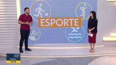 Veja os destaques das Olimpíadas do Bom Dia Minas desta sexta-feira (17/07) - Confira os vídeos enviados pelos telespectadores.