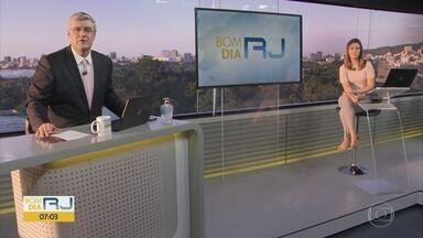 Bom Dia Rio - Edição de sexta-feira, 17/07/2020 - As primeiras notícias do Rio de Janeiro, apresentadas por Flávio Fachel, com prestação de serviço, boletins de trânsito e previsão do tempo.