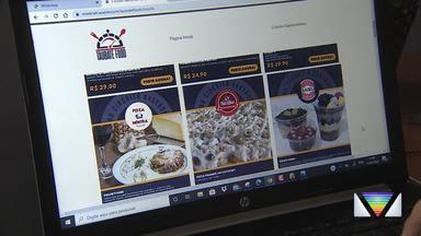 Taubaté tem festival gastronômico com delivery - Compra é feita pela internet.