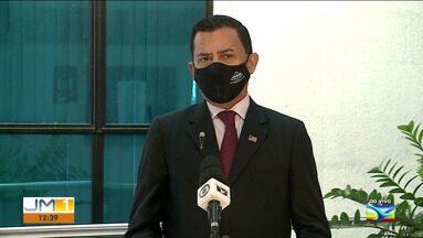 Pandemia obriga a várias adaptações na Justiça Eleitoral - O repórter Adaílton Borba tem mais informações.