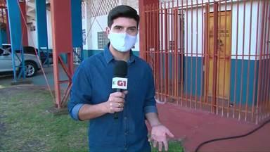 Jogando em casa o Cianorte recebe hoje o Operário - Partida será ás 16h, mas de portões fechados por conta da pandemia.