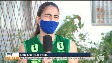Futebol feminino no Piauí continua com muitas incertezas - Futebol feminino no Piauí continua com muitas incertezas