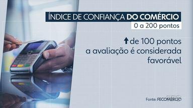Otimismo do comércio está em alta no Paraná - Empresários confiam na recuperação econômica após a pandemia.
