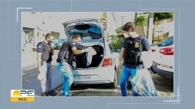 Prefeito de Paulista é afastado após operação policial que investiga fraudes em licitações - Afastamento ocorreu na terça (21), após operações Chorume e Locatário.
