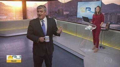 Bom Dia Rio - Edição de quarta-feira, 22/07/2020 - As primeiras notícias do Rio de Janeiro, apresentadas por Flávio Fachel, com prestação de serviço, boletins de trânsito e previsão do tempo.