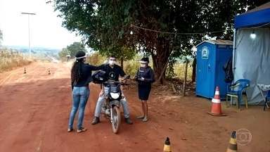Três cidades de Mato Grosso do Sul não têm registro de casos de Covid-19 - O coronavírus avança no Mato Grosso do Sul, mas três cidades não têm registros de casos de coronavírus.