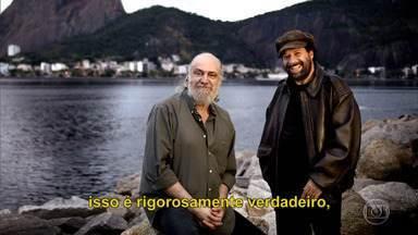 João Bosco fala sobre sua parceria com Aldir Blanc - Músico conta que conseguiu falar sobre seu novo trabalho 'Abricó de Macaco' para Aldir blanc pelo telefone, mas o amigo não teve tempo de ouvi-lo