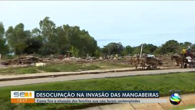 Saiba como está a situação das famílias da Ocupação das Mangabeiras - Saiba como está a situação das famílias da Ocupação das Mangabeiras.