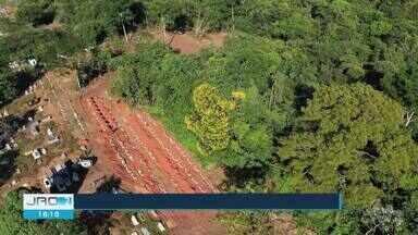 Rondônia tem record de registros de mortes divulgados em um dia - Especialistas alertam para a necessidade de Isolamento restritivo