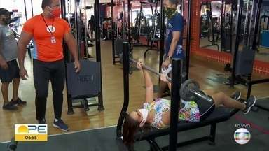 Cardiologista alerta sobre intensidade dos treinos após reabertura das academias - Retomada da prática das atividades físicas precisa ser feita com cuidado.