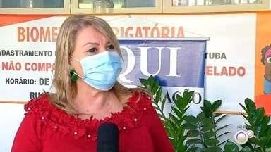 Araçatuba encerra nesta sexta-feira campanha de vacinação contra a gripe - Araçatuba encerra nesta sexta-feira campanha de vacinação contra a gripe.