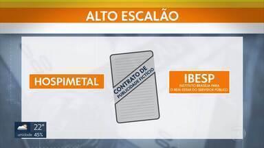"""MP aponta uso de mais de 200 aparelhos celulares pelo ex-governador Agnelo Queiroz - Relatório está nas investigações da operação """"Alto Escalão"""", que apura pagamento de propina na saúde."""