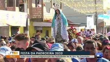 Saiba como será a programação das festividades de N. Sra. da Conceição em 2020 - Coletiva foi realizada na manhã desta sexta-feira, 24, para anunciar detalhes.