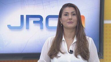 Veja a íntegra do JRO1 desta sexta-feira, 24 de Julho - Telejornal é apresentador por Yonara Werri.