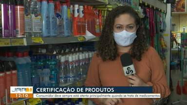 Consumidores devem ficar atentos a certificação de produtos de limpeza - A atenção deve ser redobrada principalmente na validade e na composição do álcool.