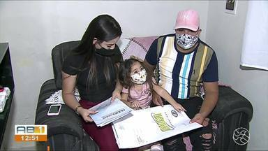Fonaudióloga fala sobre perda auditiva na infância - Especialista deu dicas de como identificar a deficiência.