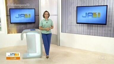 Confira as principais notícias do JA 1 deste sábado (25) - Confira as principais notícias do JA 1 deste sábado (25)