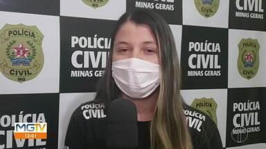 Polícia Civil prende traficante em Montes Claros - Segundo a PC, homem, de 45 anos, é considerado um dos traficantes mais antigos da Vila São Francisco de Assis. Investigação durou três meses.