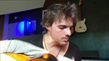 Fabinho K, cantor de Curitiba, lança nova música que fala sobre anjos na Terra - O artista fazia parte da banda 'Leash' que ganhou grande destaque em 2016 após participação no reality de talentos 'SuperStar'