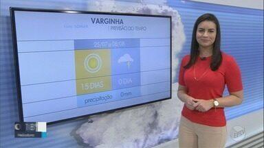 Confira a previsão do tempo para este domingo (26) no Sul de Minas - Confira a previsão do tempo para este domingo (26) no Sul de Minas