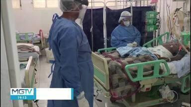 Coronavírus: Casos avançam em cidades do interior de Minas - No Norte de Minas, são quase 100 óbitos e as autoridades chamam atenção para os cuidados preventivos.