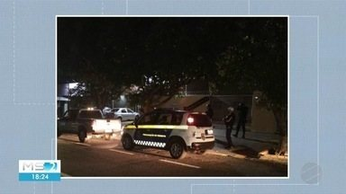 Força-Tarefa continua o monitoramento em Campo Grande por conta do decreto da prefeitura - Covid-19