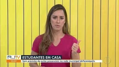 Teresópolis continua sem previsão para retorno das aulas na rede municipal - Grupos estão sendo formados para levantar especificidades de cada unidade.