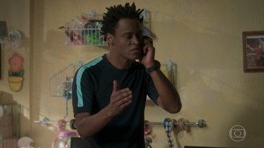Montanha denuncia Durão - Cascudo é levado para a casa de Rosângela e Jonatas entra em contato com o policial Wilson para pedir ajuda