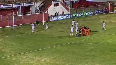 Os gols da partida entre Villa Nova-MG e Coimbra pela 11ª rodada do Campeonato Mineiro - Os gols da partida entre Villa Nova-MG e Coimbra pela 11ª rodada do Campeonato Mineiro