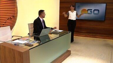 Veja os destaques do Bom Dia Goiás desta quinta-feira (30) - Confira os principais assuntos.