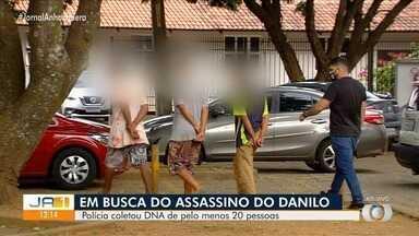 Polícia agiliza investigações para esclarecer morte de Danilo Souza, em Goiânia - Menino, de 7 anos, foi encontrado morto em lamaçal.