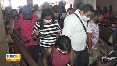 Metrô do Recife amplia horário de funcionamento das estações - Além do aumento do horário, linha VLT também voltou a operar nesta quinta (30).