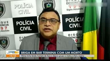 Um homem é morto após briga de bar - Caso aconteceu em Gado Bravo; Em Cajá, um casal é encontrado morto.