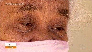 Fila para cirurgia de catarata em Palmas tem mais de 1.200 pessoas - Fila para cirurgia de catarata em Palmas tem mais de 1.200 pessoas