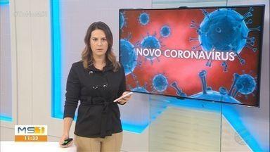 MS tem 876 novos casos de COVID-19 e número de mortes chegam a 357 - MS tem 876 novos casos de COVID-19 e número de mortes chegam a 357
