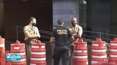 Polícia Federal faz operação na Assembleia Legislativa e provoca afastamento de servidor - Segundo a PF, houve problemas em contratos de R$ 40 milhões