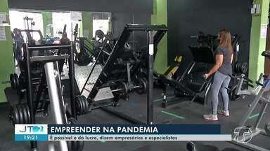 Cerca de 33 mil novas empresas foram abertas no Pará, apesar da pandemia de covid-19 - Empreendedorismo cresceu em 5 mil em comparação a 2019.