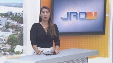 Confira a íntegra do JRO1 desta quinta-feira, 30 de Julho - Telejornal é apresentado por Yonara Werri.