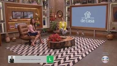 Programa de 01/08/2020 - Ana Furtado, André Marques, Cissa Guimarães e Patrícia Poeta comandam programa de variedades das manhãs de sábado, ao vivo.
