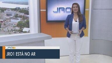 Confira a íntegra do JRO1 desta sexta-feira, dia 31 de Agosto - Telejornal é apresentado por Yonara Werri.
